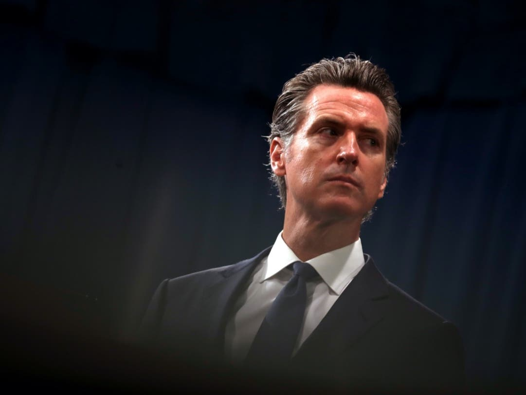 Newsom Loses Biggest Court Battle Yet