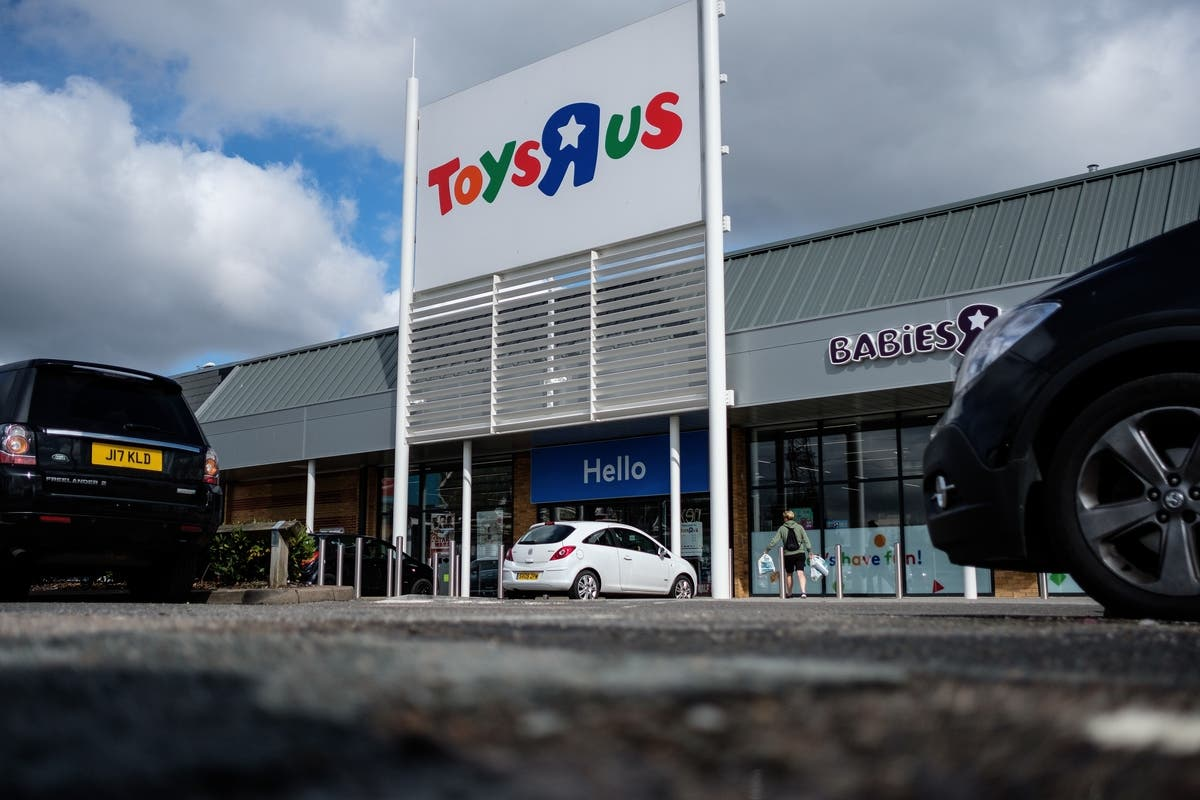 Toys R Us To Close 27 California Stores   Dublin, CA Patch