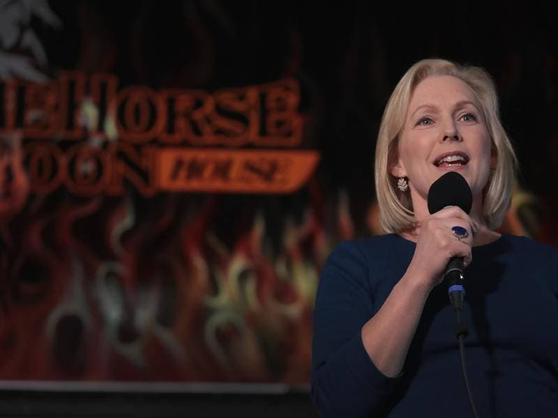 Sen. Kirsten Gillibrand To Hold Fundraisers In Beverly Hills