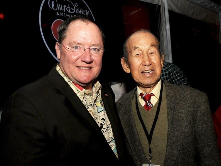 Milton Quon, Disney Fantasia And Dumbo Animator, Dies At 105