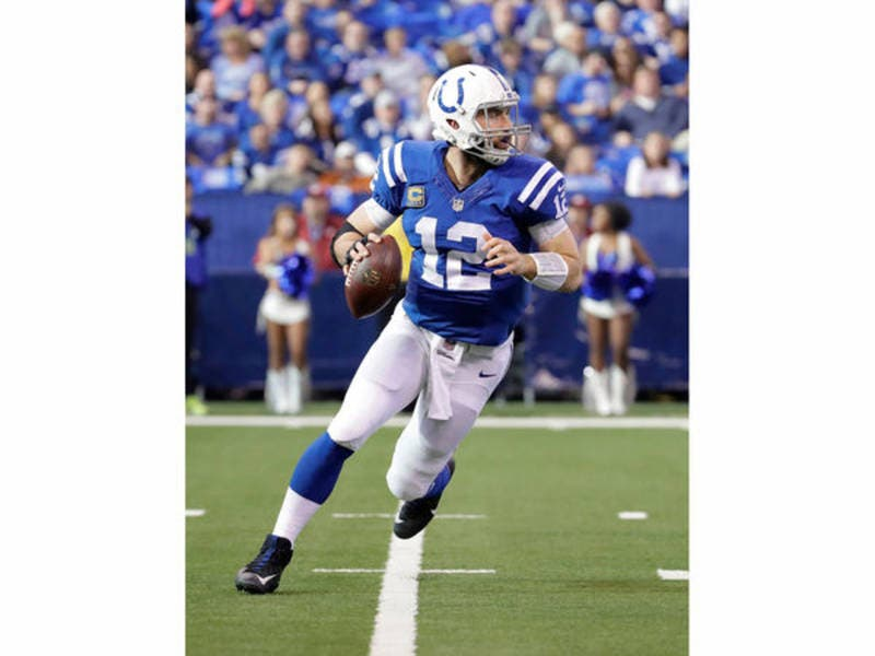 Indianapolis Colts (NFL) Game Schedule, TV Listings ...