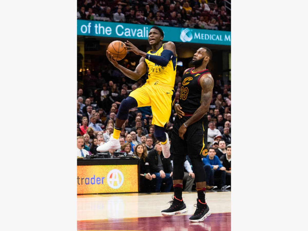 61f61ffefc0 Victor Oladipo Will Drive 2018 Pace Car At Indianapolis 500. Indiana Pacers  star ...