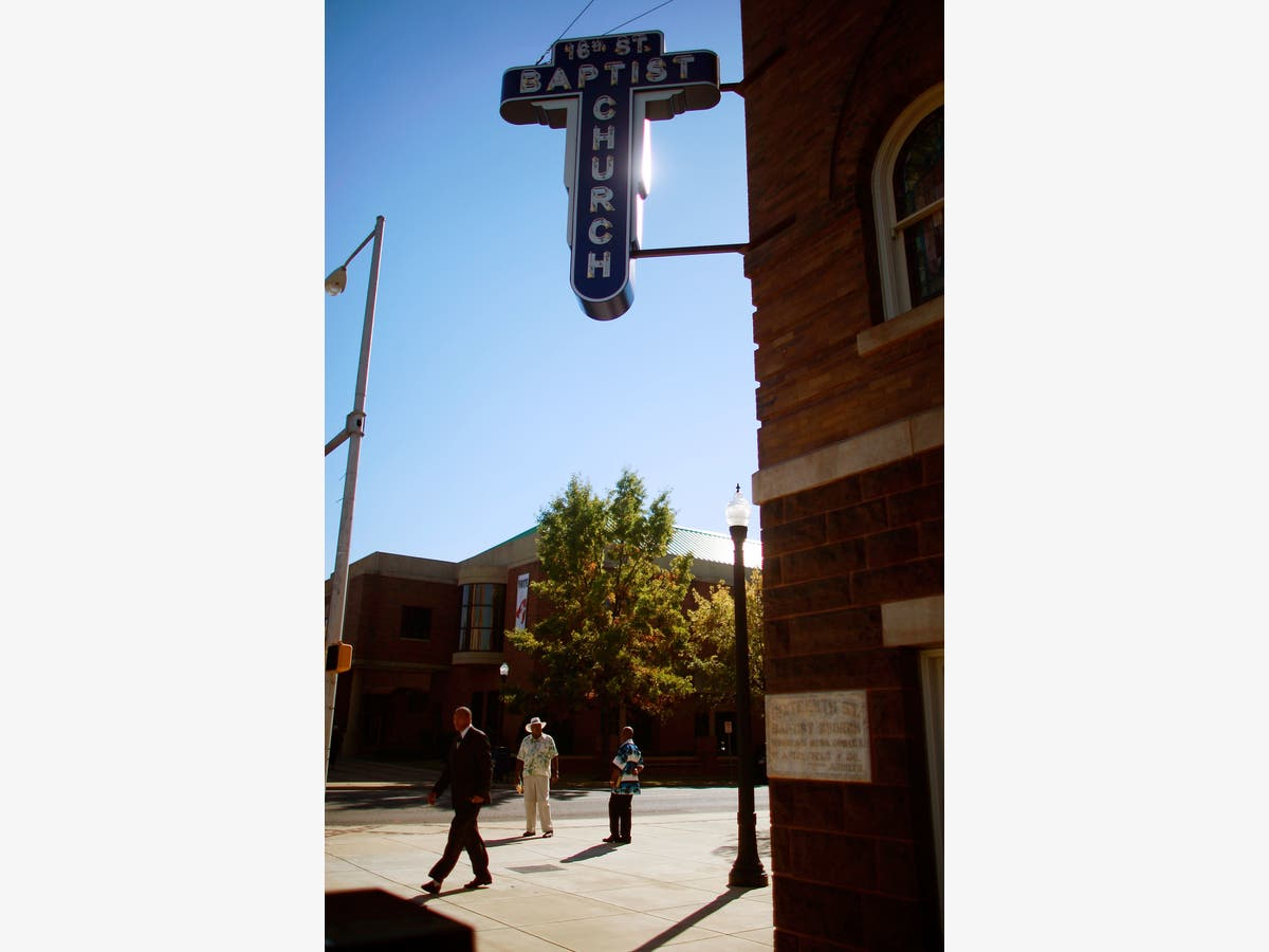 16th Street Baptist Church Among Finalists For 6-Figure