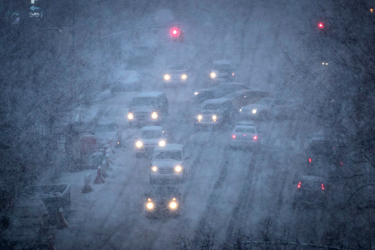 Madison Dodges Weather Bullet As >> Nyc Snowfall City Dodges Bullet As Storm Wallops Region New York