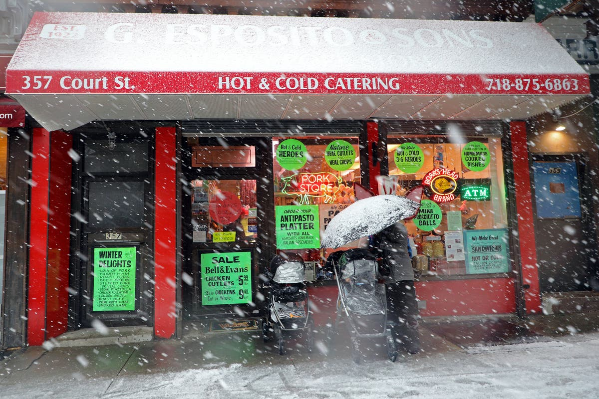 NYC Weather Forecast: Winter Weather Advisory Out For New Storm