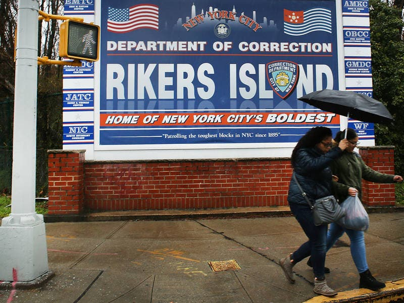 Teens Moved Off Rikers Island As 'Raise The Age' Law Takes Hold