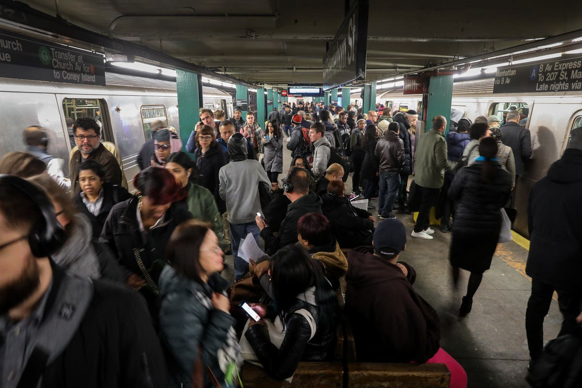 Nyc Subway Map Penn Station Woodside.Thanksgiving Nyc Subway Service What You Need To Know New York