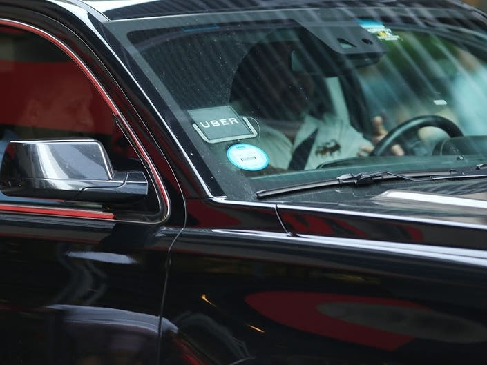 Revived NYC Ban On Uber Car Ads Rankles Drivers