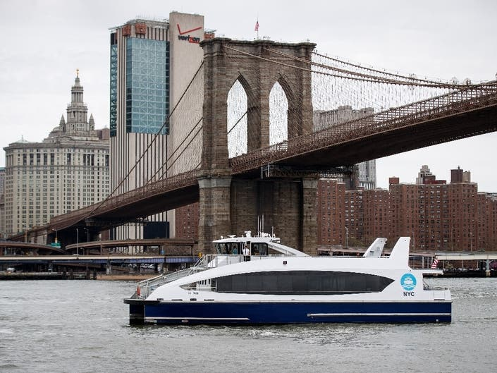 Mostly White, Rich People Ride NYC Ferry, Survey Shows