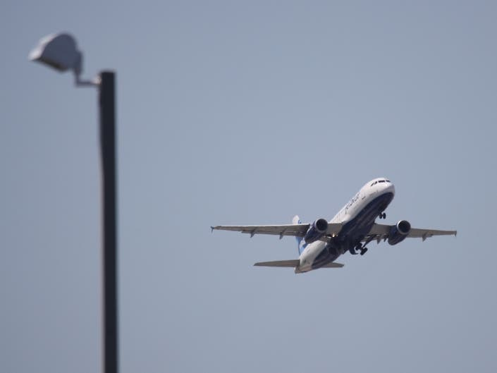 Lasers Stinging Pilots Eyes As They Land At JFK, Officials Say