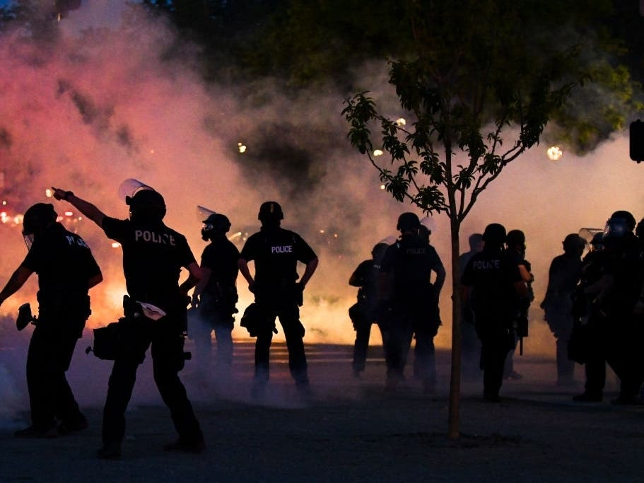 Judge Orders Denver Police To Limit Use Of Tear Gas, Projectiles