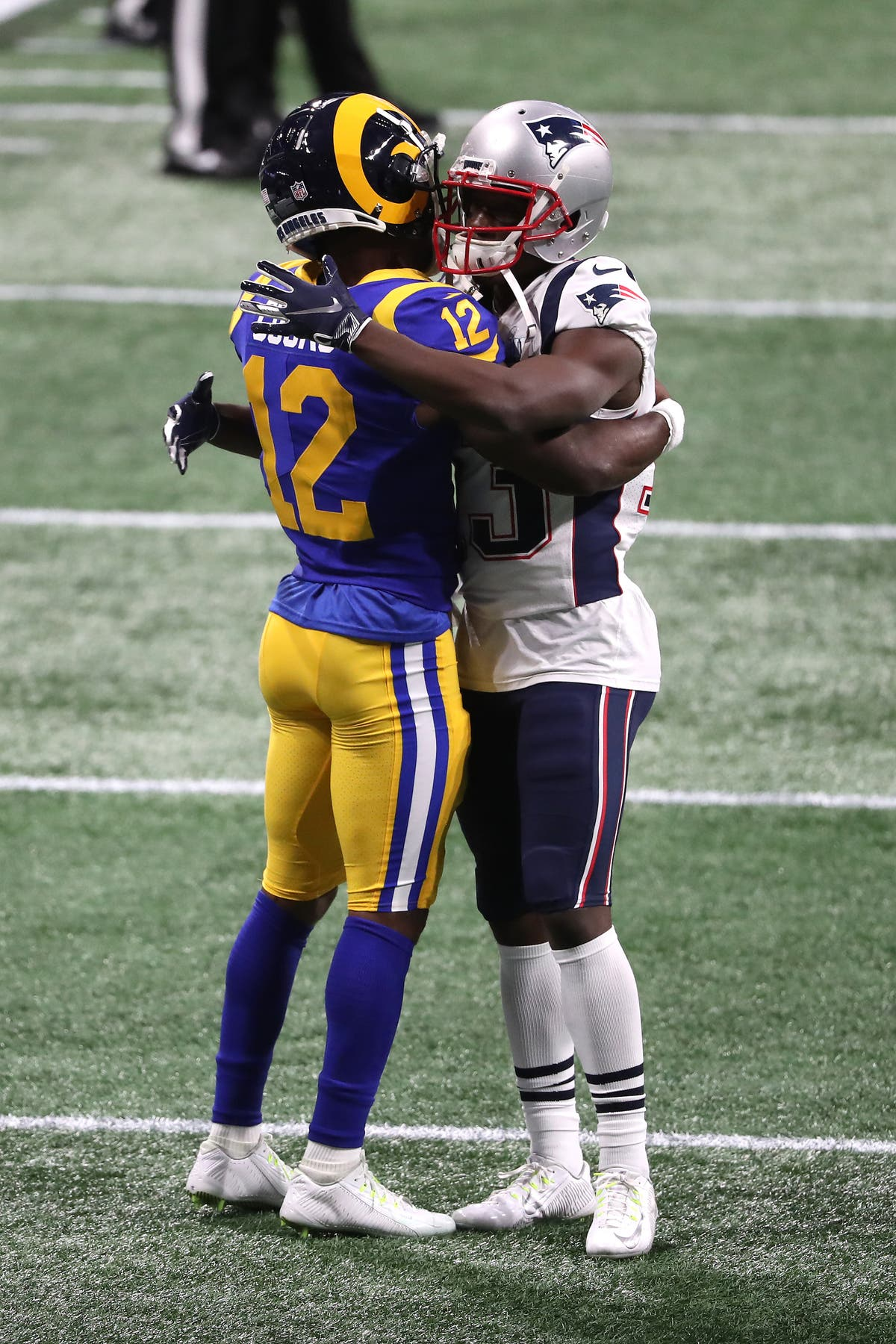 Best Super Bowl LIII Moments: See Patriots vs. Rams in Photos