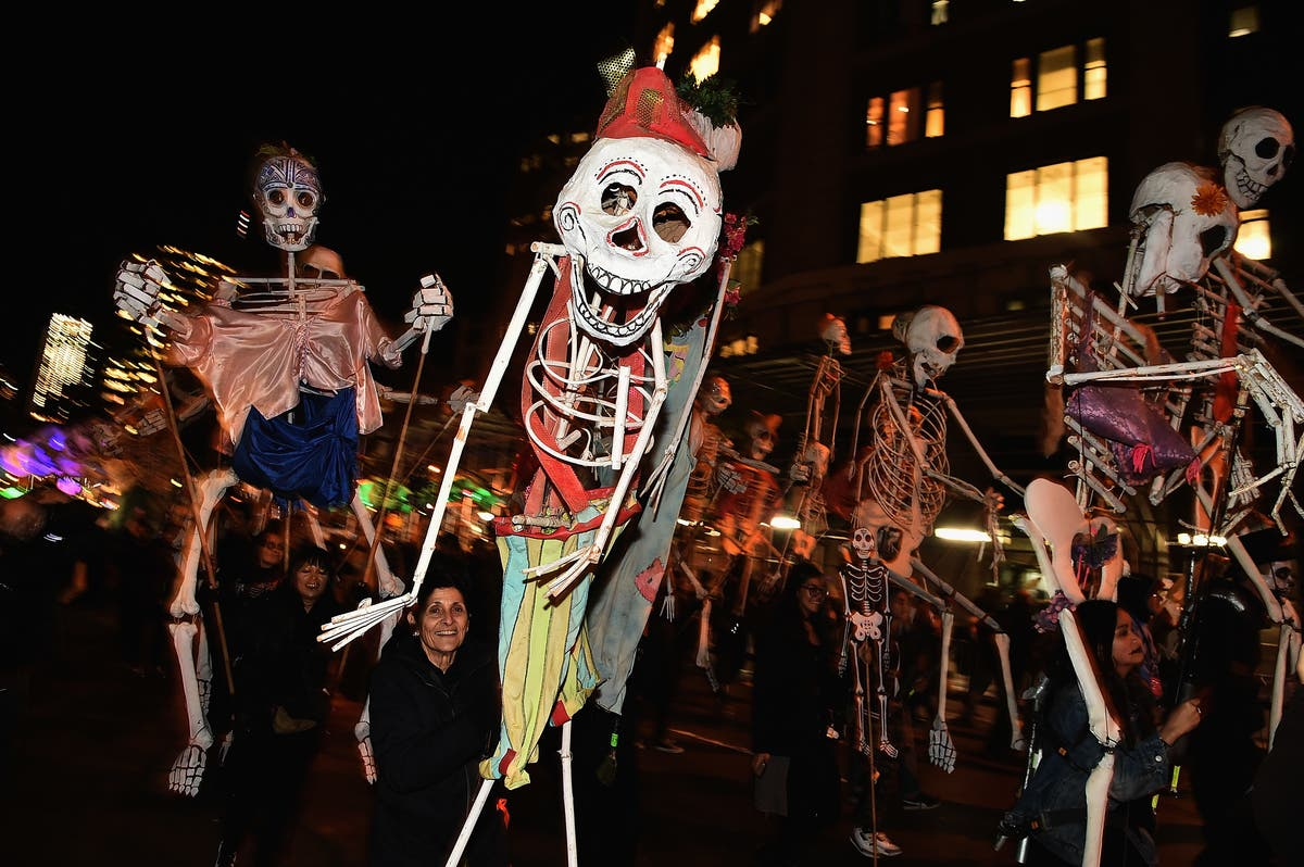 Village Halloween Parade 2018: Route, Start Time, Street ...