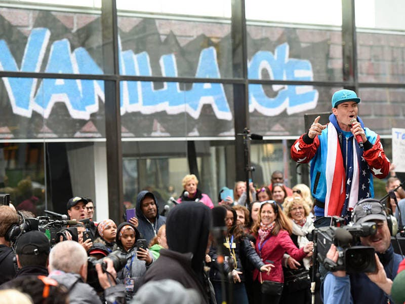 Vanilla Ice To Perform In Fort Worth: Tickets, Info