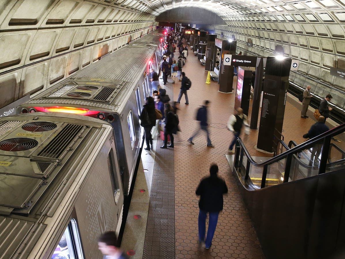 Metro Schedule Changes For Veterans Day Weekend | Georgetown, DC Patch