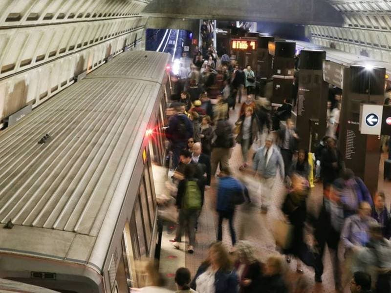 Metro Schedule For March 22-23: Single-Tracking