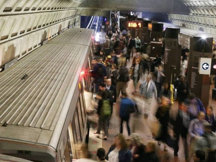 Metro Buses Replace Trains, Lines Will Single-Track: April 20-21