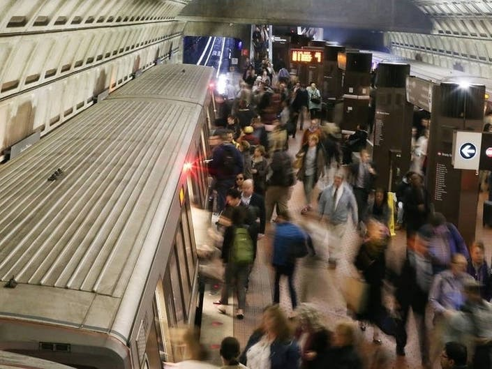 Stations Closed, Additional Trains: Metro Weekend Schedule