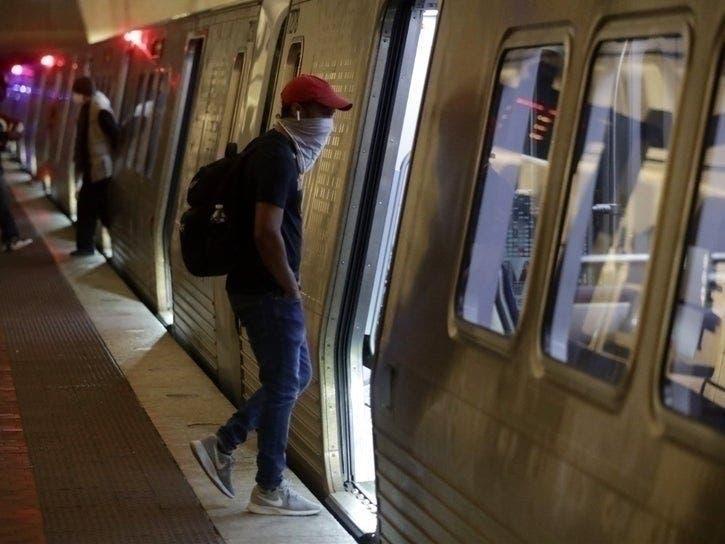 Weekend Metro Schedule: Station Closures, Rail Work, Bus Service