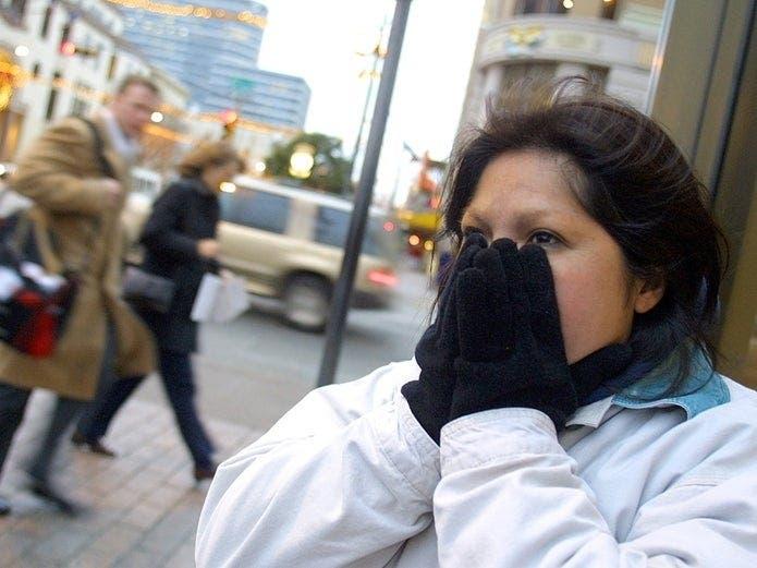 Hypothermia Alert In Montgomery County For Dec. 2-3