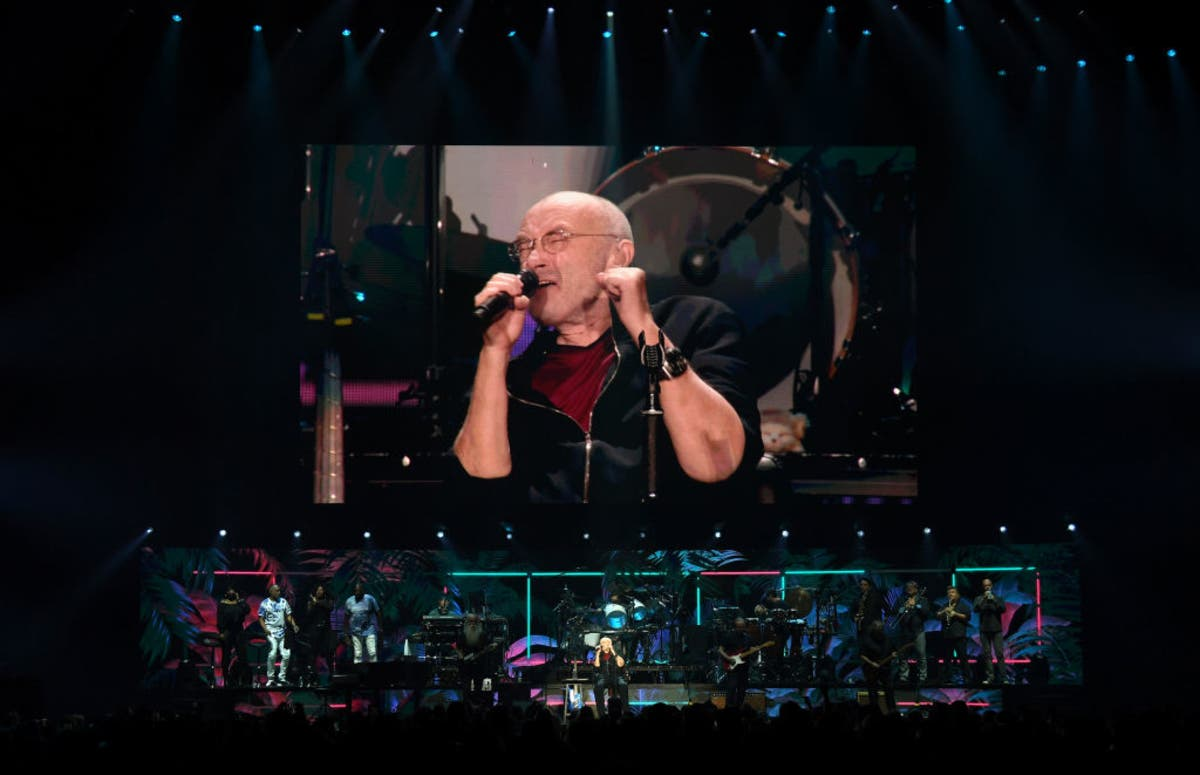 Phil Collins Tour Coming To Charlotte In 2019 Charlotte Nc Patch
