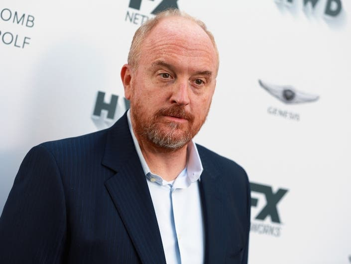 SEE: Louis C.K. Makes Surprise Appearance At Brooklyn Comedy Fest