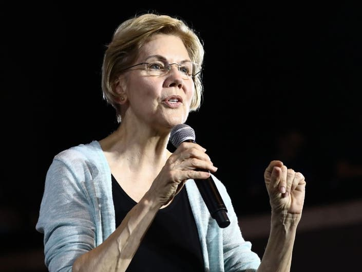 Elizabeth Warren Is Coming To Washington Square Park