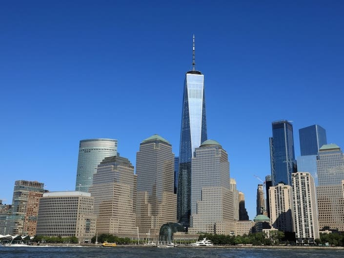 Silverstein, Brookfield Consider Partnering On 5 WTC, Report Says