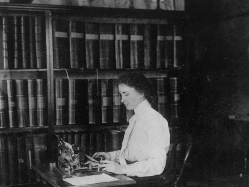 Helen Keller Mural Will Go Up In Forest Hills In May
