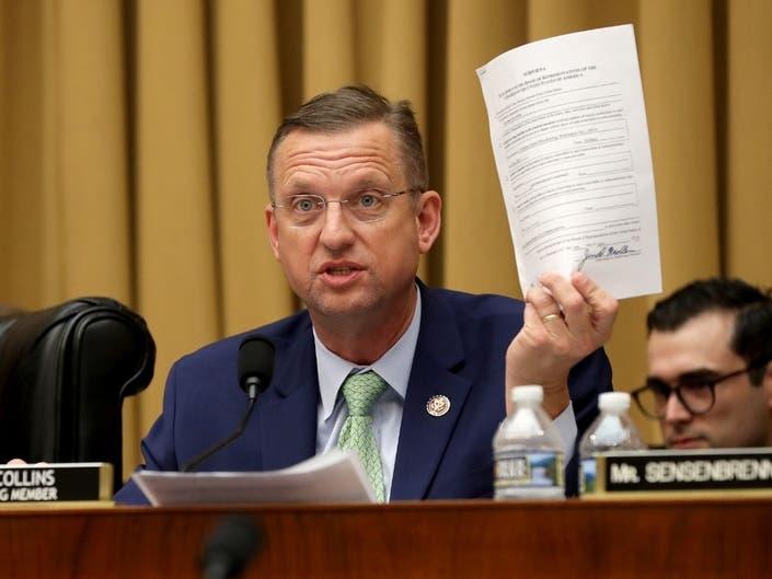 GA Congressman Named To Trumps Impeachment Team: White House