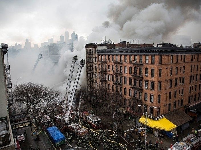 Landlord And 2 Workers Jailed For East Village Gas Explosion