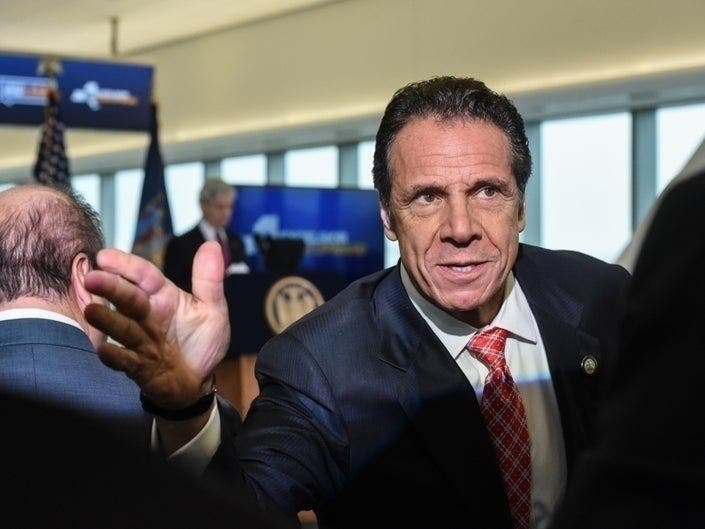 Cuomo Gets Aggressive With 2020 New York Census