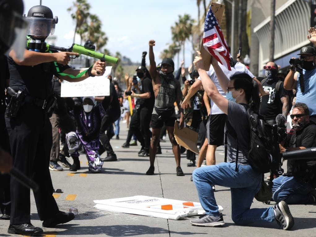 Alleged Police Violence Against Reporters Prompts Scrutiny