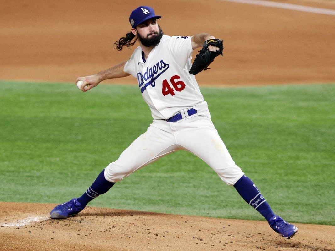 1 Win Away From Championship, DodgersTurn To Rookie Pitcher