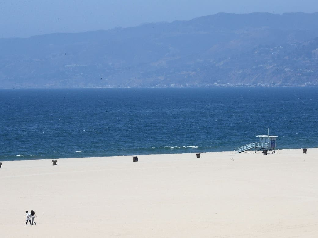 LIST: CA Beaches Open, Closed During 4th Of July Weekend