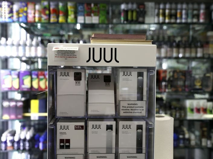 Seattle Public Schools Sues Juul, Altria Over Youth Vaping