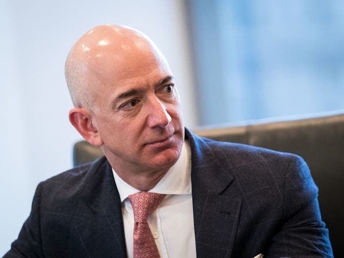 Report: Jeff Bezos Interested In Buying The Seattle Seahawks