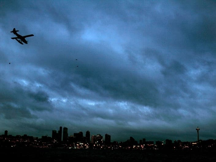 Report Names Seattle Metro Gloomiest City In America