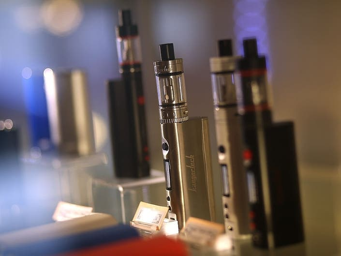 Inslee Pitches Permanent Ban On Flavored Vape Products