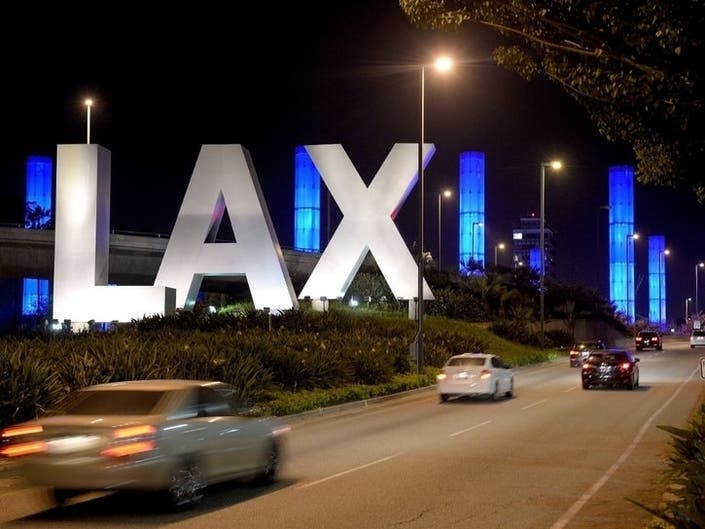 LAX Worker Rescued After Getting Arm Stuck In Luggage Belt