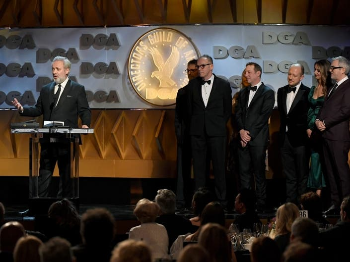 1917 Director Takes Home Top Prize At DGA Awards