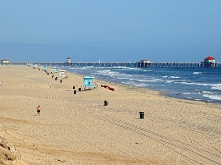 Huntington Beach Sticks With Lawsuit