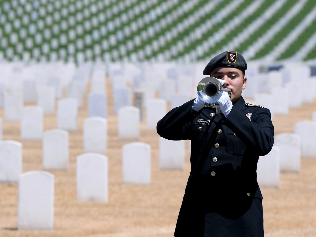 Los Angeles Observes A Virtual Memorial Day