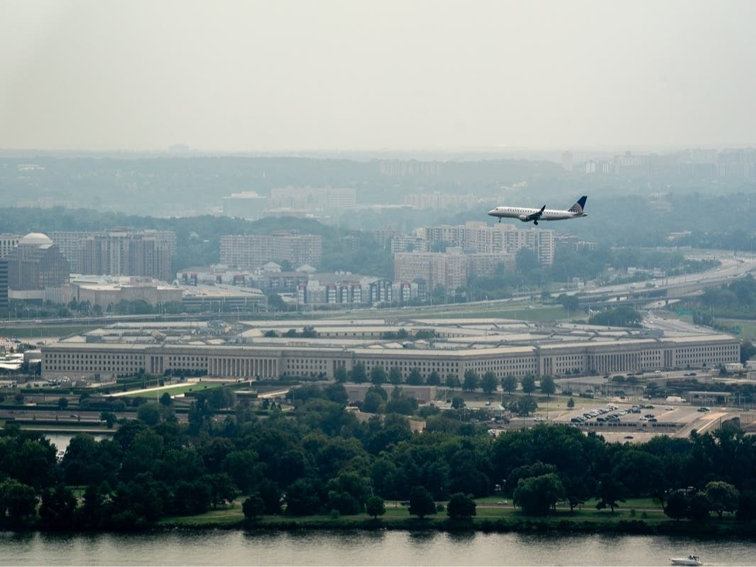Pentagon Ups Health Restrictions Due To Rise In COVID-19 Cases