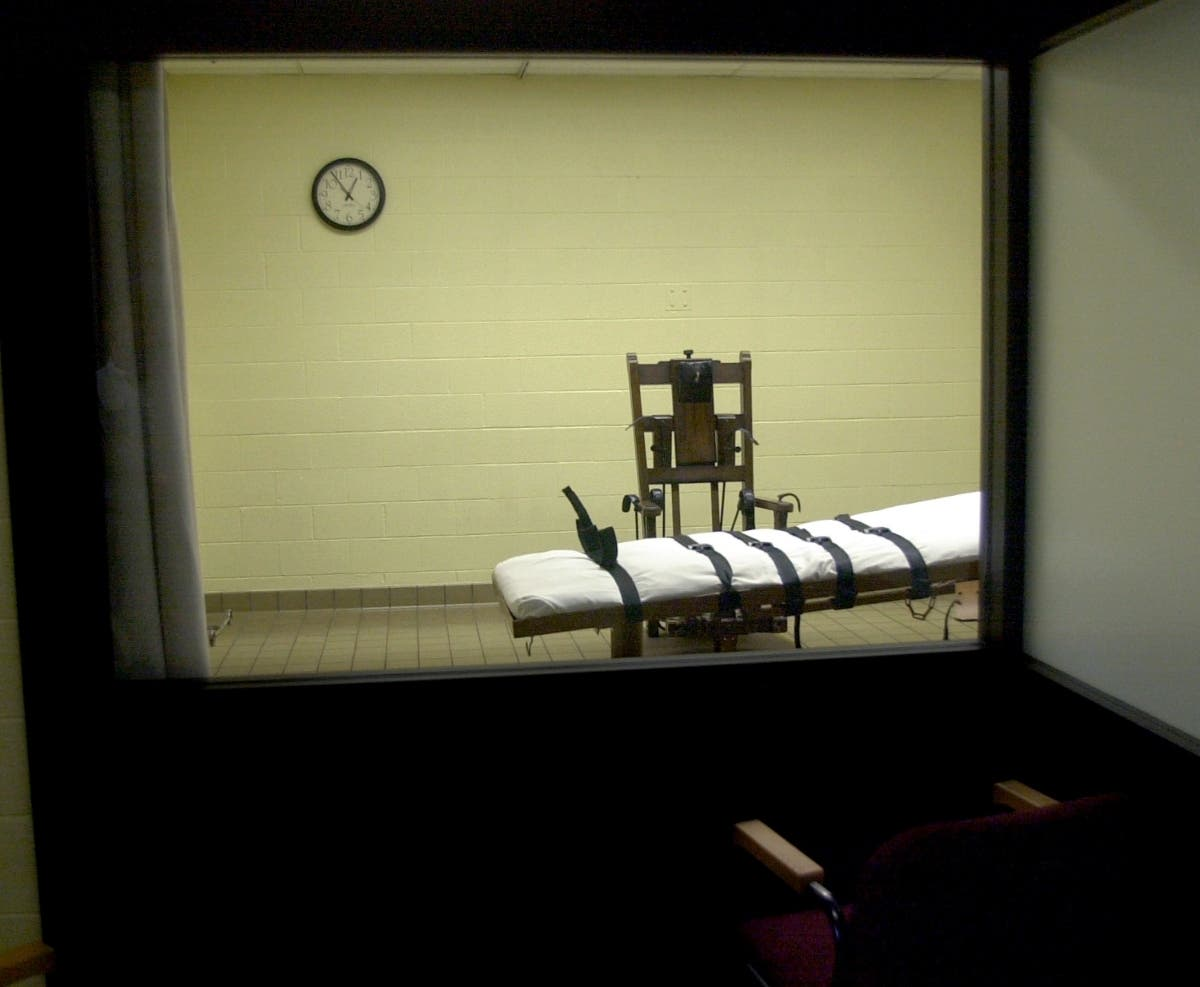 Son Of Murder Victim Urges Legislature To End Death Penalty Quickly