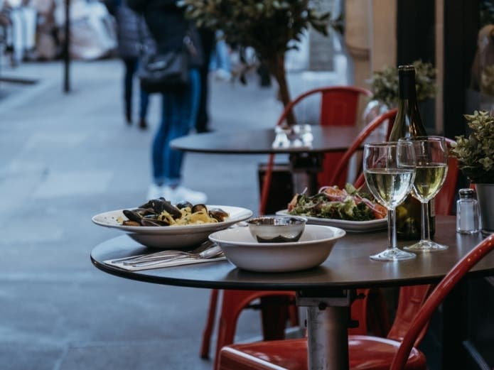 Explore NYC's 5,700 Restaurants Open For Outdoor Dining: Map   New York  City, NY Patch