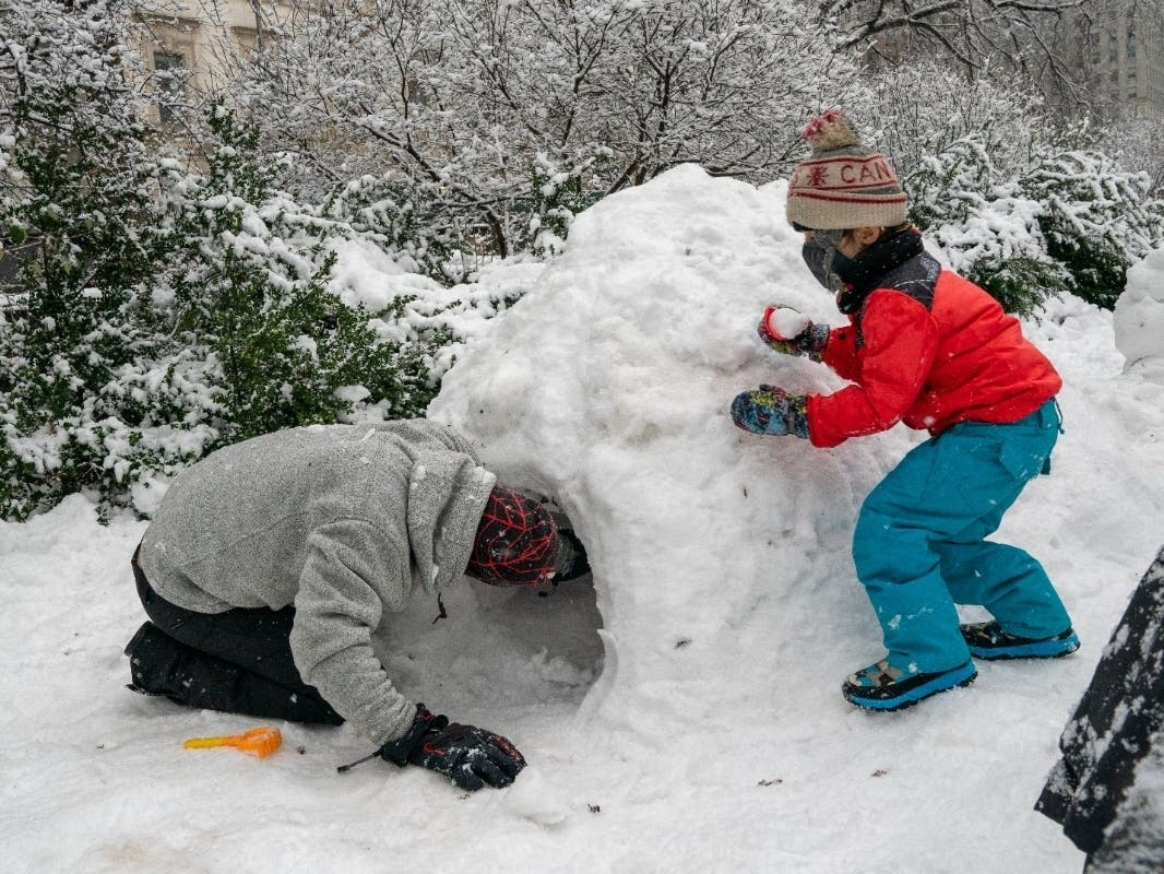No More Snow Days: NYC Schools Will Go Remote For Severe Weather