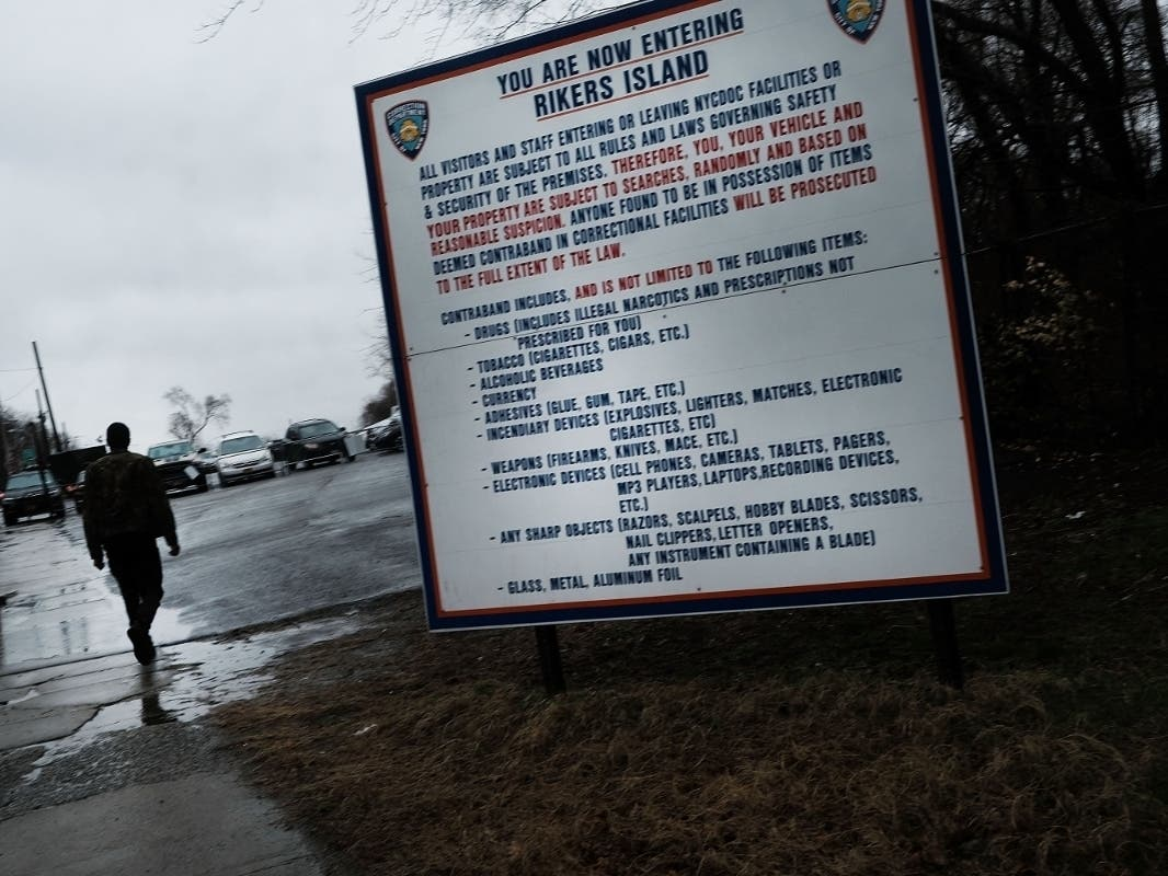 Rikers Inmate Released After He Impersonated Detainee: Report