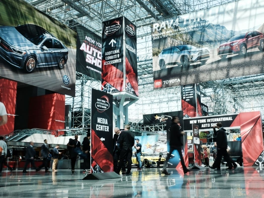 New York Auto Show Canceled Over COVID Delta Variant Concerns