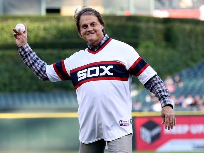 Should White Sox Bring Back Vintage Manager Tony La Russa Chicago Il Patch